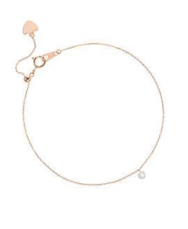 DIAMOND Armband|18k Roségold