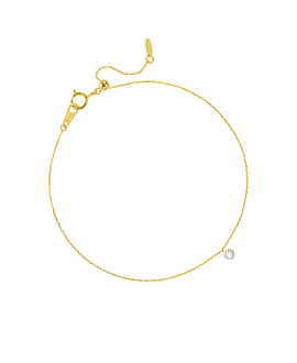 DIAMOND Armband|18K Gold