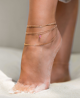 ESSENTIAL  ANKLET SHORT