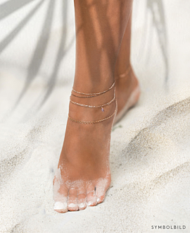 ESSENTIAL  ANKLET GOLD