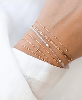 GLOW  Armband Rosé
