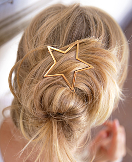 JOY HAIR JEWELRY STAR