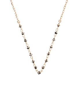 CANDID Halskette|10K Roségold
