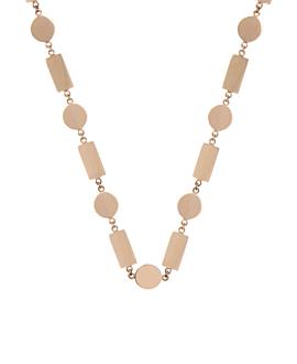 DELIGHT Halskette|10K Roségold
