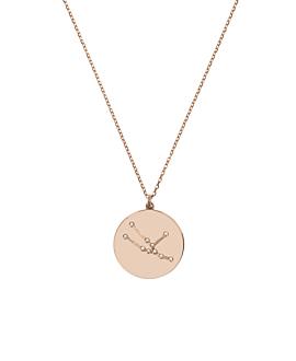 STIER Halskette|14K Roségold