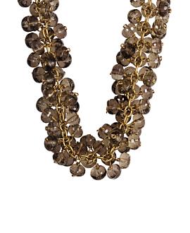 BEADS Halskette  18K Gold