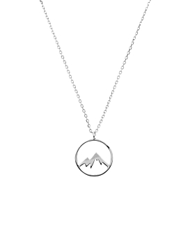 MOUNTAIN|Halskette Silber
