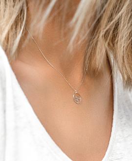 MOUNTAIN  Halskette Silber