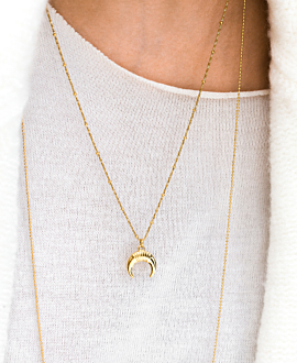 SAUTOIR NECKLACE GOLD