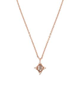 LABRADORITE SPARK  Halskette Rosé