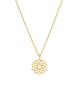 SAHASRARA|Halskette Gold