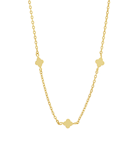 SHINY DETAILS  Halskette Gold