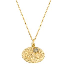 EVIL EYE|Halskette Gold