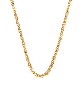 SAUTOIR|Halskette Gold