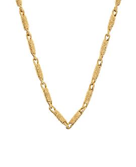 GLARE|Halskette Gold