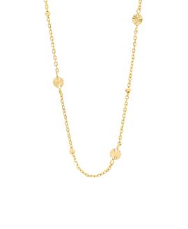 RADIANT CIRCLE  Halskette Gold