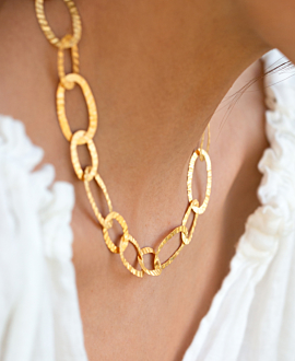 MAÉLYS NECKLACE GOLD