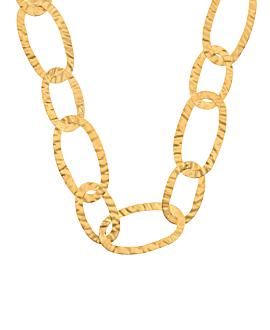 LILOU|Halskette Gold