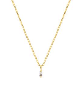 TOPAS  Halskette Gold