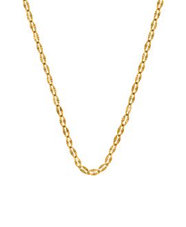 GLEAMING|Halskette Gold