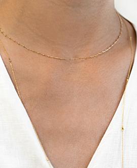 GRAZIA  Halskette Gold