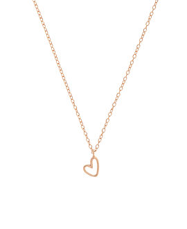 TRUE LOVE NECKLACE ROSE