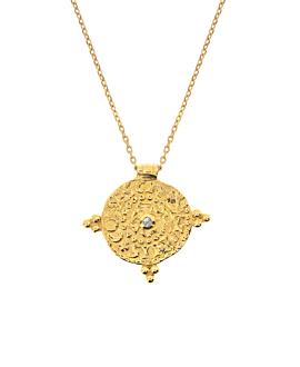 ETHNO COIN|Halskette Gold