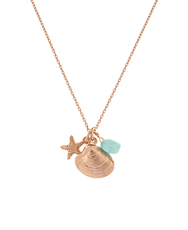 SEASIDE NECKLACE ROSE