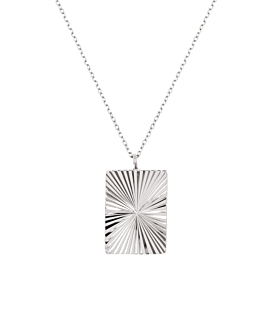 RADIANCE|Halskette Silber