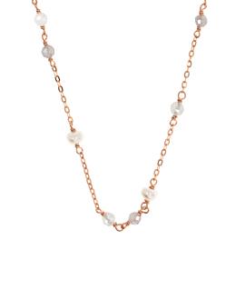 PRECIOUS  Halskette Rosé