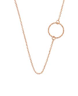 SAUTOIR|Halskette Rosé