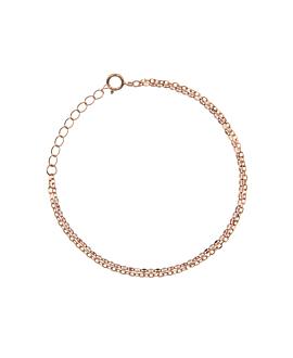DAINTY|Armband Rosé