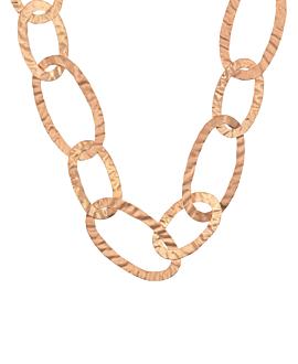 LILOU|Halskette Rosé