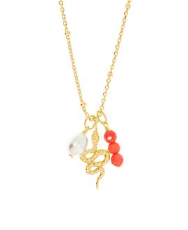 VIPER GEMS  Halskette Gold