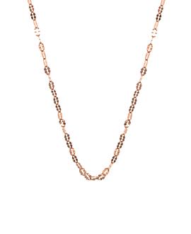 Halskette|Rosé