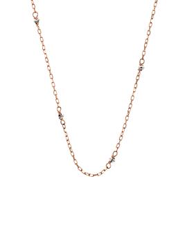 PALA Halskette|10K Roségold