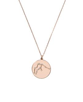 WASSERMANN Halskette|14K Roségold