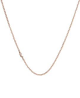 ESSENTIAL|Halskette Rosé