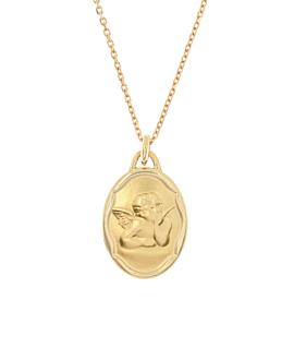ANGELA|Halskette Gold