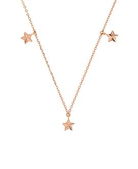 RADIANT STARS|Halskette Rosé