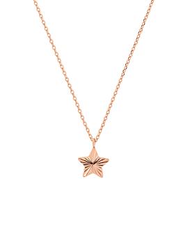 RADIANT STAR|Halskette Rosé