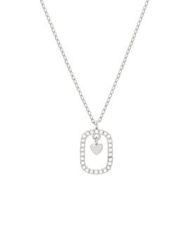 DARLING  Halskette Silber