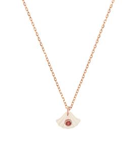 MERMAID|Halskette Rosé
