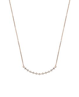DIAMOND Halskette|14K Roségold