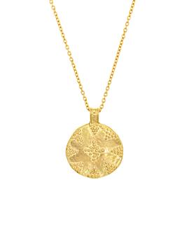 DAPHNE|Halskette Gold