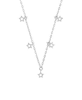 TWINKLE SPARK|Halskette Silber