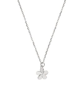 VIOLA  Halskette Silber