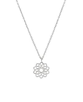 SAHASRARA|Halskette Silber