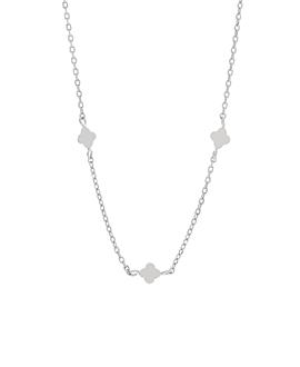 SHINY DETAILS  Halskette Silber