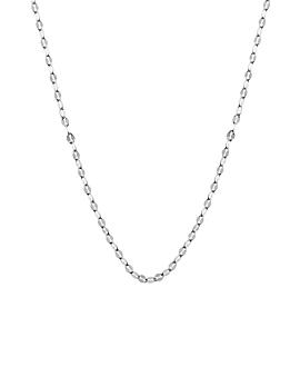 SAUTOIR|Halskette Silber